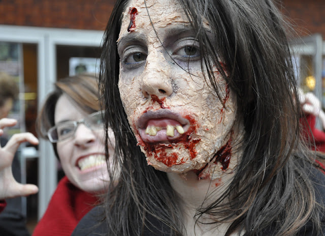 zombie cosplay male