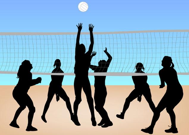 Setiap pemain voli harus menguasi teknik dasar bola voli . Penguasaan