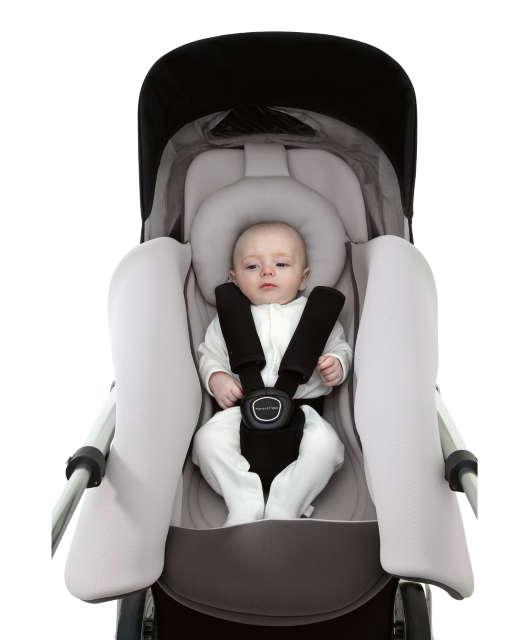 Paranenesynenas saco reductor para reci n nacidos para el coche de beb - Reductor silla paseo ...