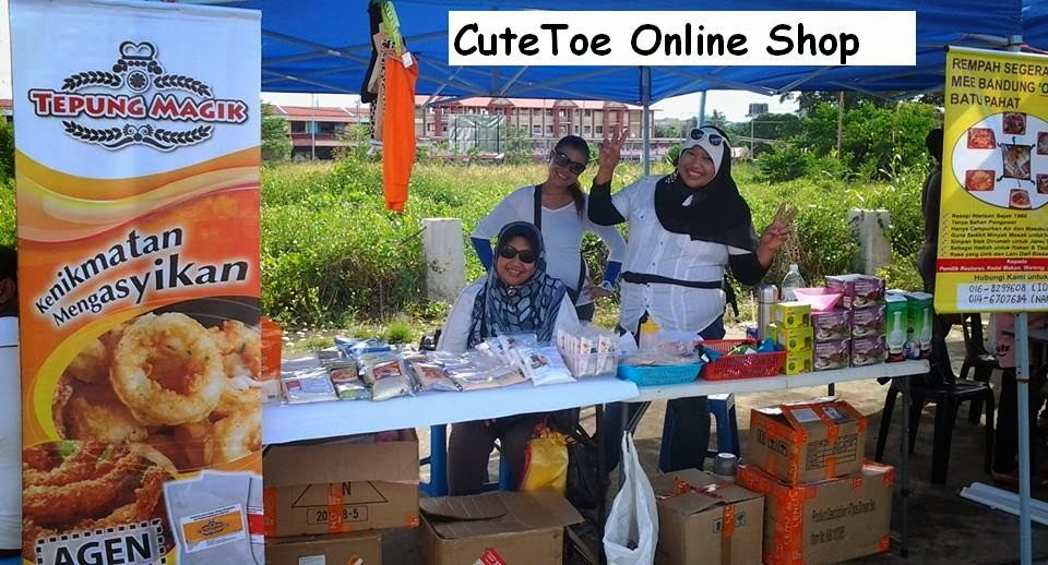 CuteToe your online shop