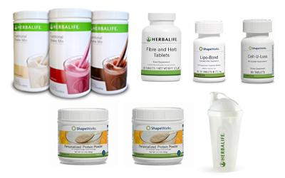 Paket Diet Sehat Herbalife - Herbalife Makanan Nutrisi Diet