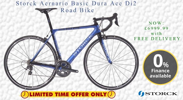 2015 Road Bike: Storck Aernario Basic Dura Ace Di2