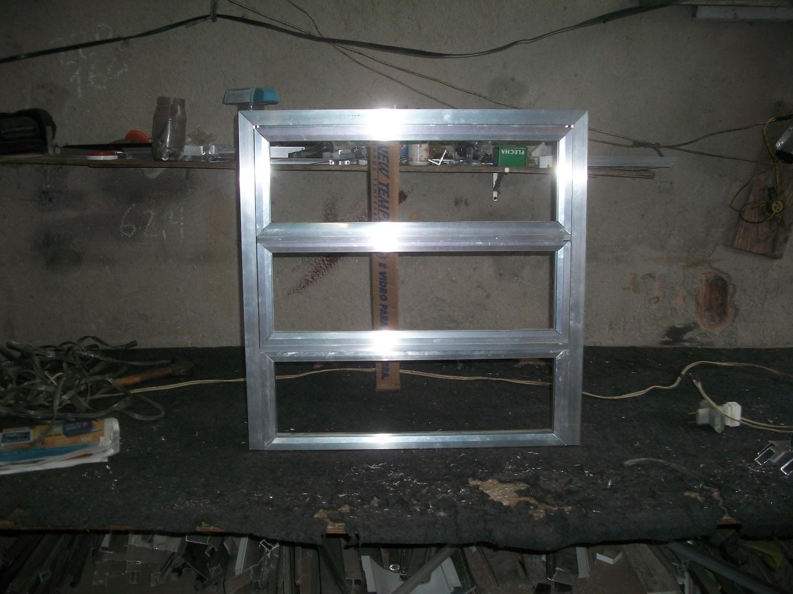 #51697A primordial blogspot como se faz esquadrias de aluminio 878 Moldura Para Janela De Aluminio