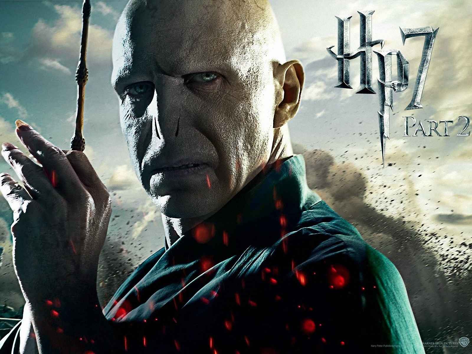 Harry Potter 7 HD Wallpapers