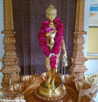 Image : Neelkanthvarni Bhagwan - Dhule BAPS Swaminarayan Temple
