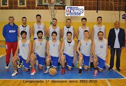 1^ Divisione 2015-2016