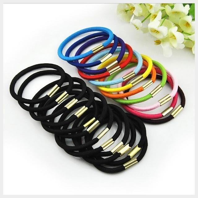 Elastic Hair Bands or Clutchers