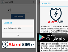 Android App of the Month - AlarmSim