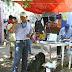 Decomisa Profepa cocodrilo bebé y loros en un taller mecánico, en Playa del Carmen