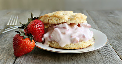 Strawberry Shortcake Light