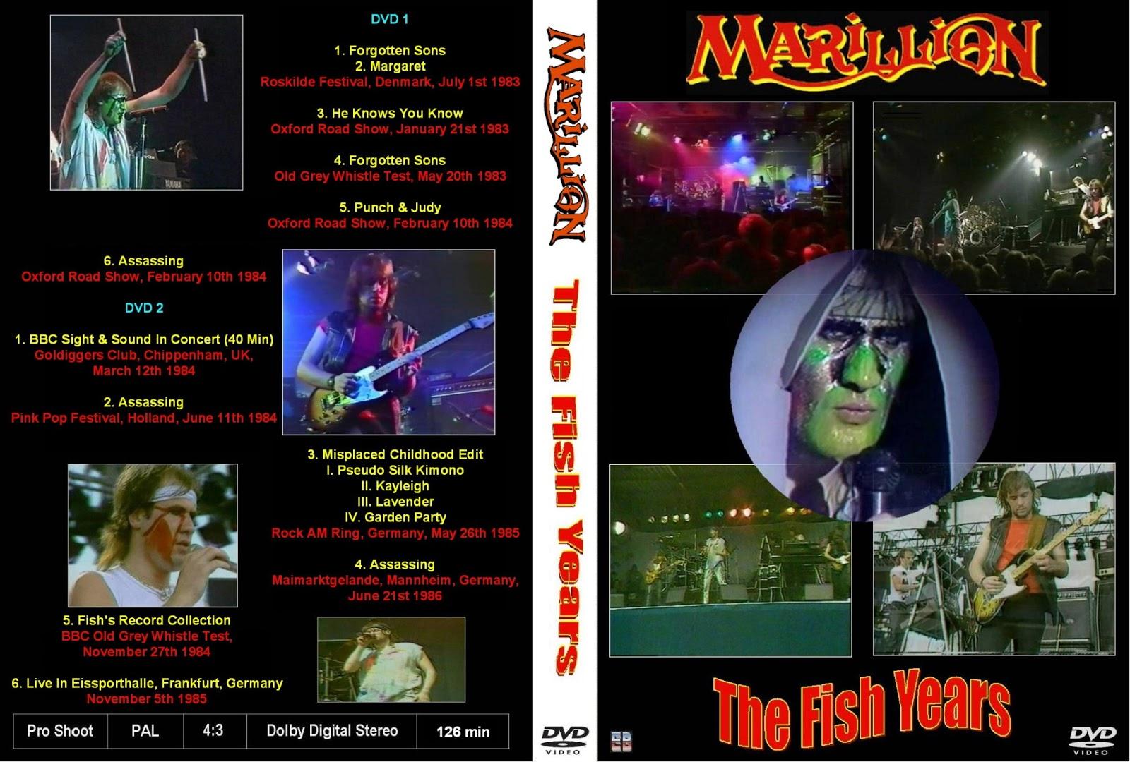 Marillion - Incubus (Live)