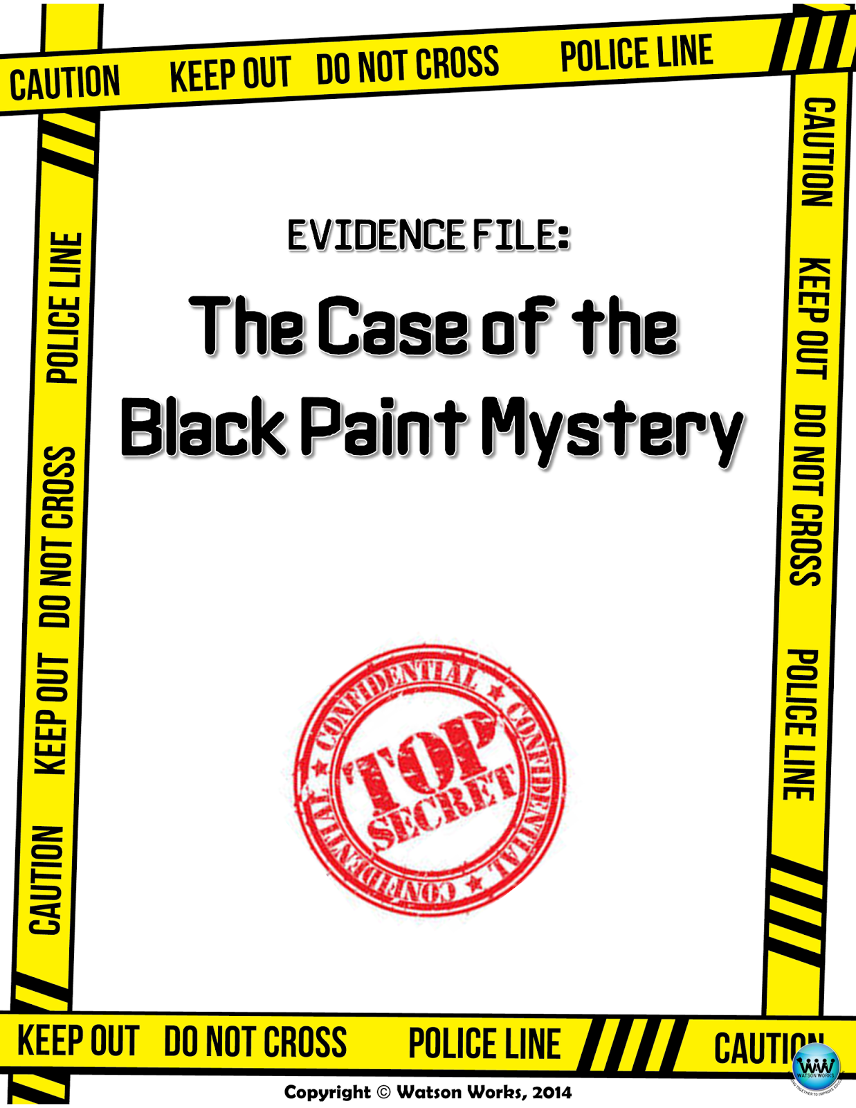 http://www.teacherspayteachers.com/Product/CSI-Drawing-Conclusions-Activity-with-QR-Codes-1505739