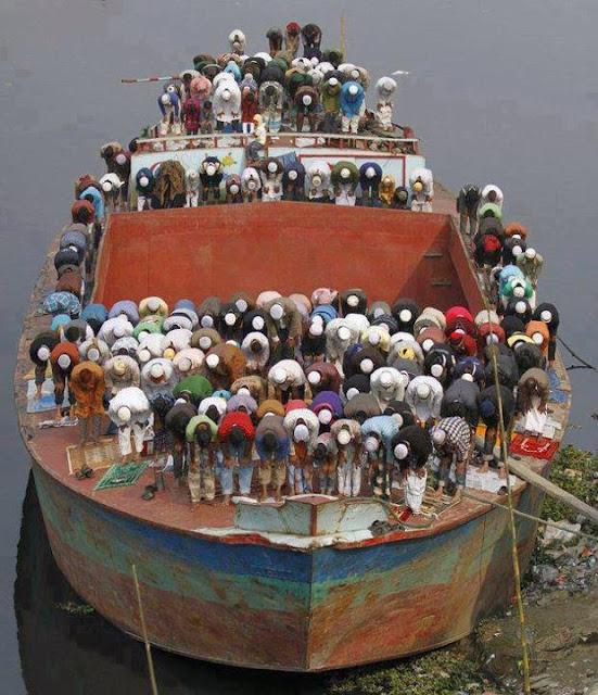 Solat atas bot
