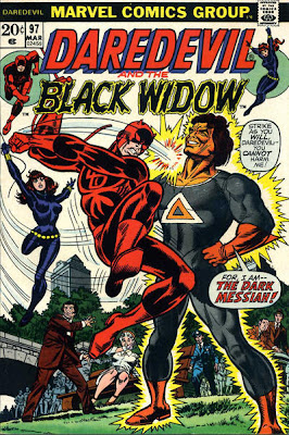 Daredevil and the Black Widow, Dark Messiah