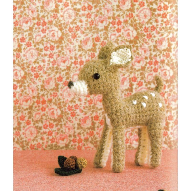 Amigurumi Crochet Diagram : Amigurumi Doe Plush Crochet Pattern PDF CraftyLine e ...