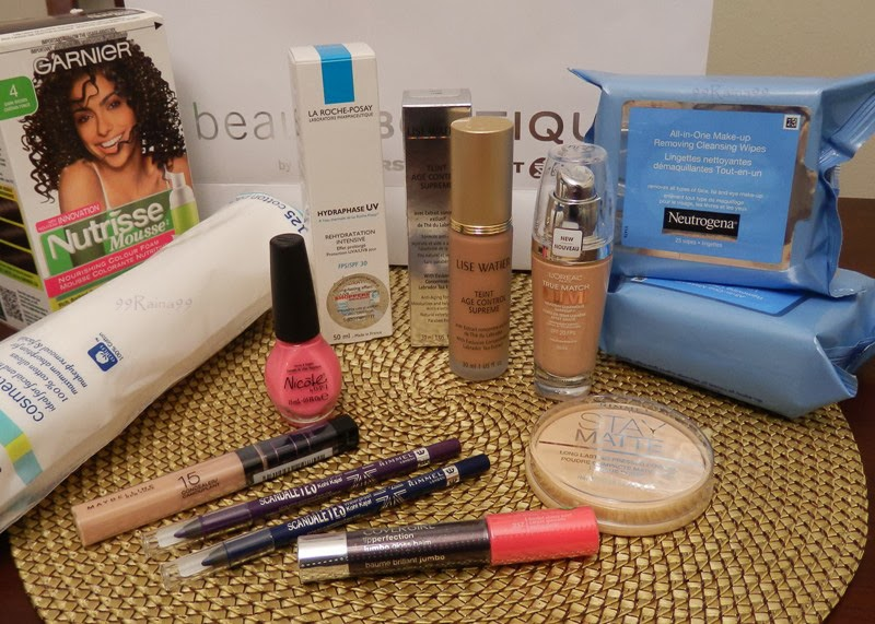 Shoppers Drug Mart Redemption Haul