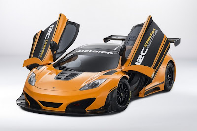 Novo McLaren-Track 12C Can-Am Concept Edition