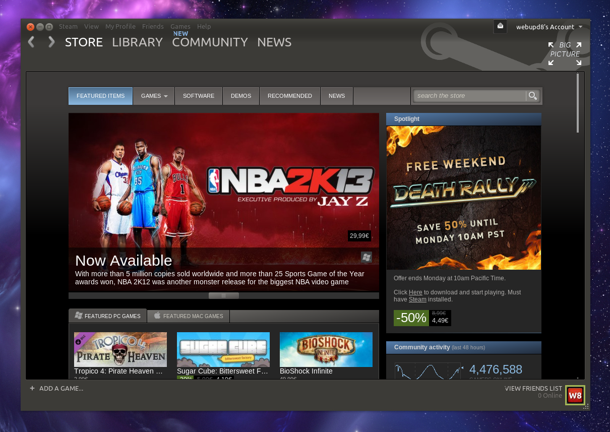 download steam for linux 64 bit