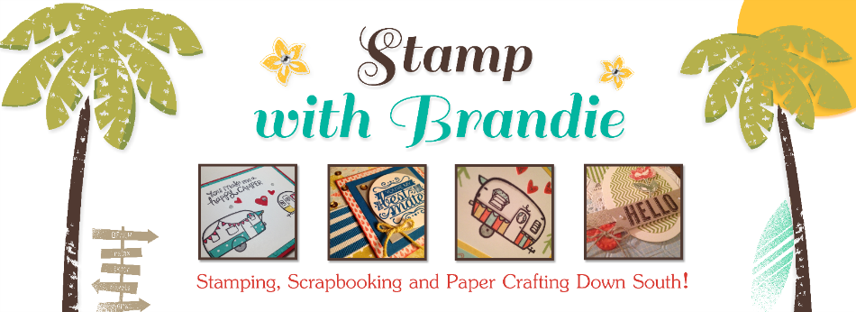 Stamp with Brandie