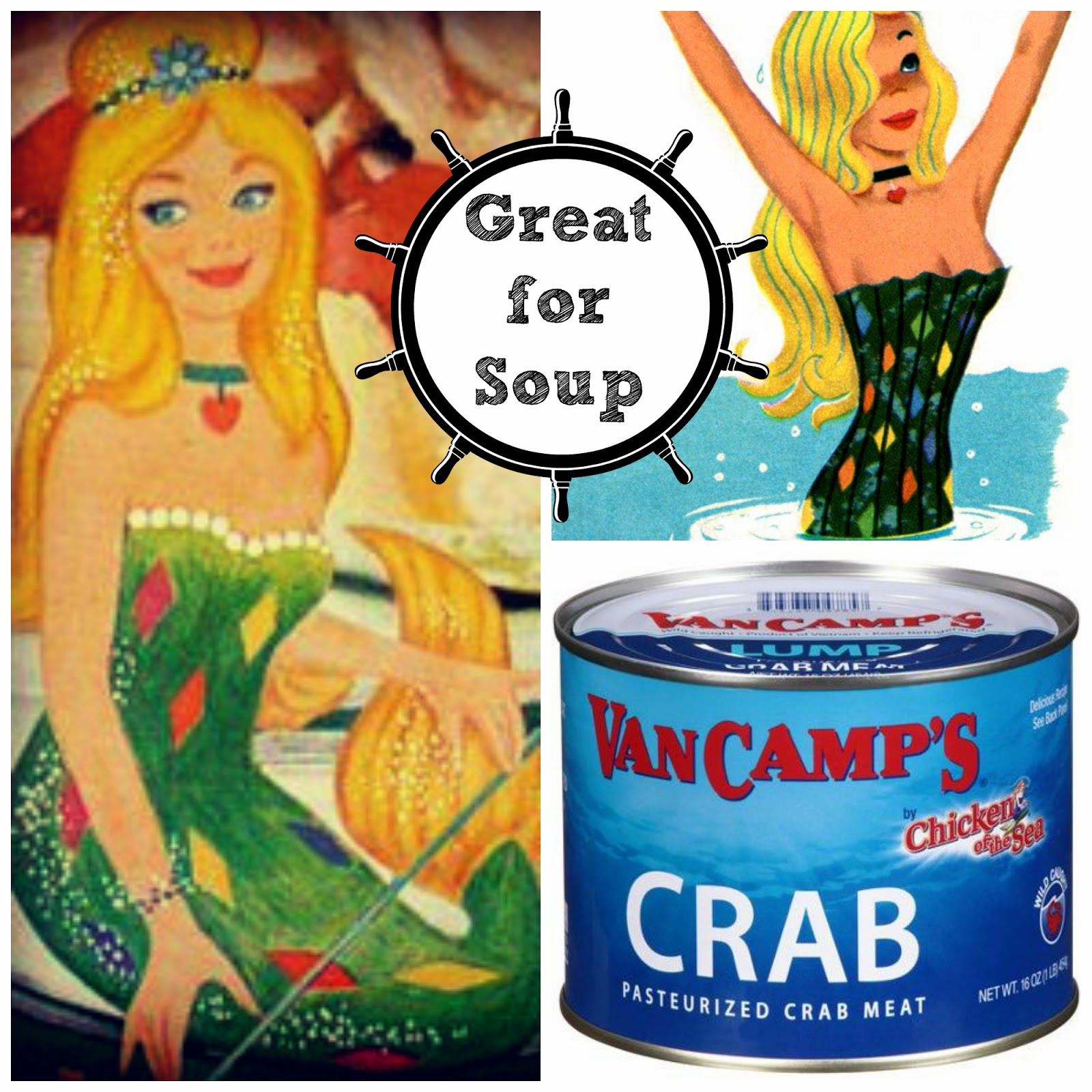 Van Camps Crab Meat Love It