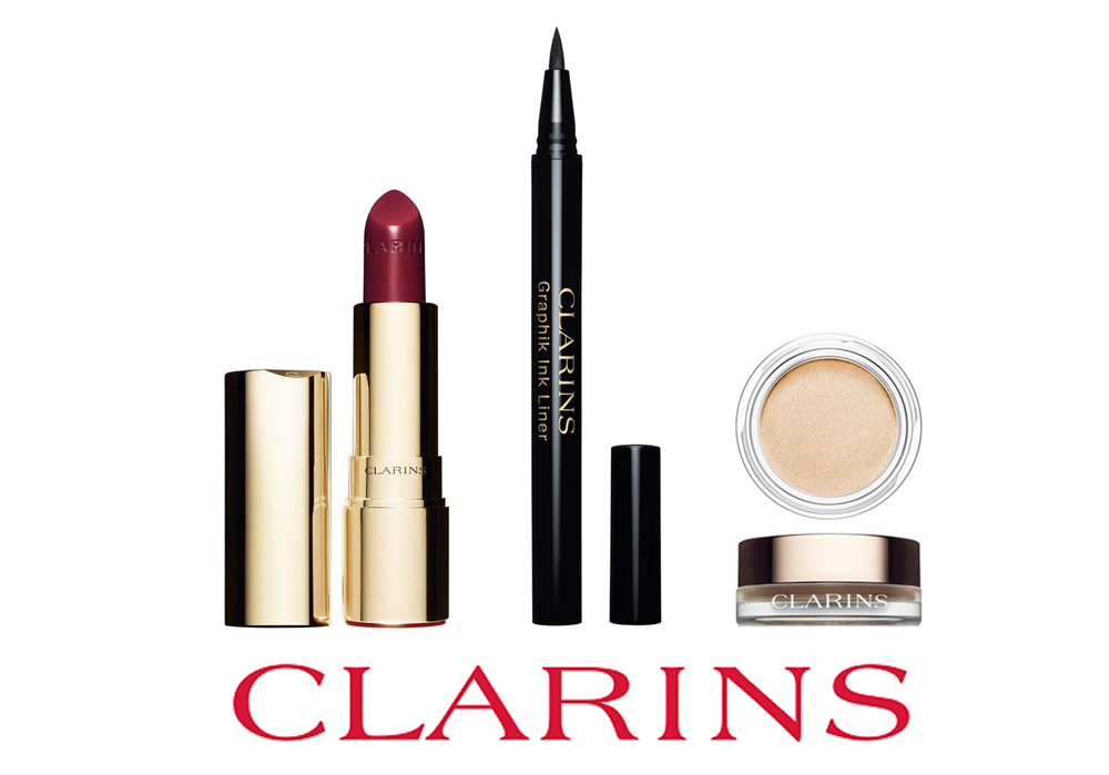 INTERNATIONAL GIVEAWAY CLARINS