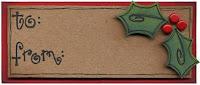 imagens para decoupage de etiquetas de natal