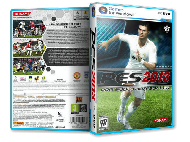 Download Game PC Pro Evolution Soccer 2013 Full Version