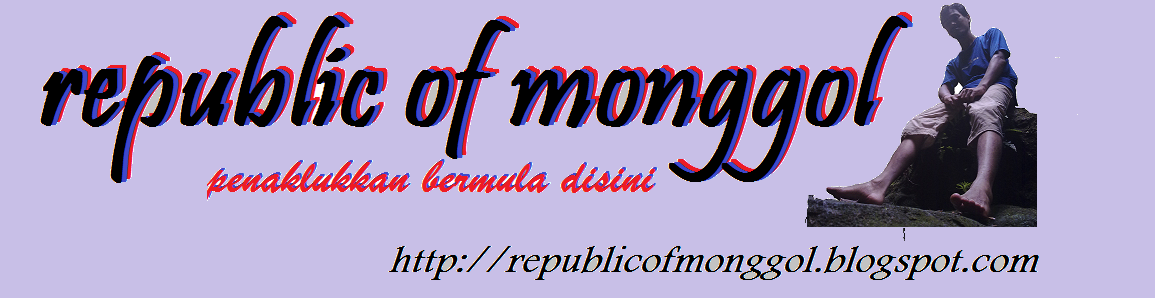 REPUBLIC OF MONGGOL