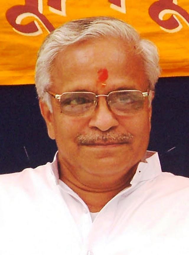 Bhayyaji Joshi re-elected as RSS Sarkaryawah