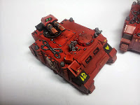 RAZORBACK - BLOOD ANGELS - WARHAMMER 40000 - Clean 1