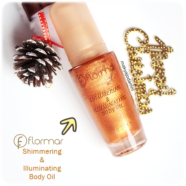 flormar body oil