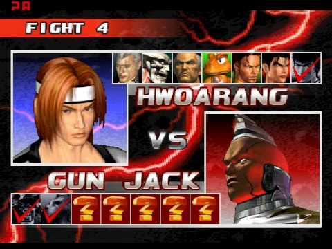 Download Tekken 3 Game Free For PC Full Version
