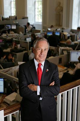 Mike Bloomberg on Entrepreneurship