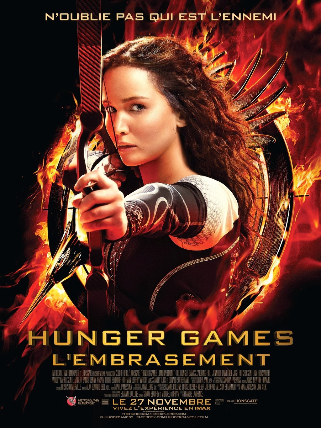 Hunger Games   Lembrasement streaming vf