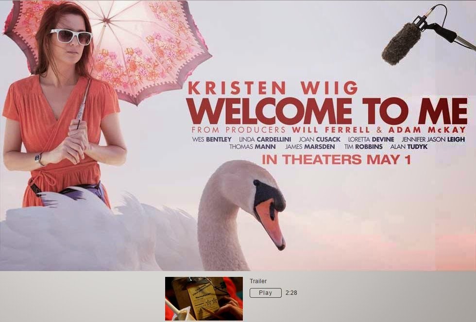 Kristin Wiig Welcome to Me Borderline Personality Disorder BPD movie