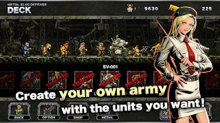 METAL SLUG DEFENSE 1.33.0 Mod Apk (Unlimited Money)