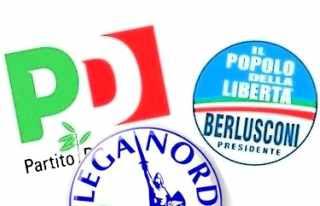 La Casta e le Province, privilegi politici, tagli politica, PD, PDL, LEGA, IDV, Movimento 5 Stelle