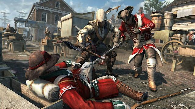 Assassin Creed 3 Ubisoft crack - картинка 3