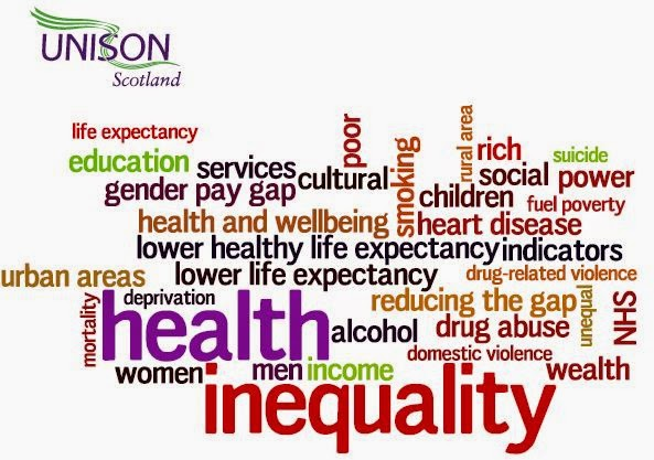 health inequalities in scotland uk These are external links and will open in a new window media captionthe report calls for bold action to tackle health inequalities among children in scotland the health of children in scotland is .