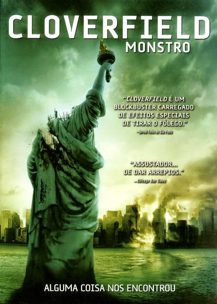 Cloverfield: Monstro – Dublado (2008)