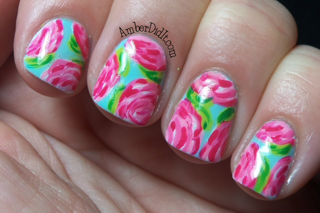 They Were Inspired by a Lilly