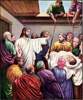 Jesus healing images