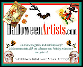 Halloween Artists Blog
