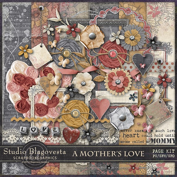 http://shop.scrapbookgraphics.com/A-Mothers-Love-Page-Kit.html