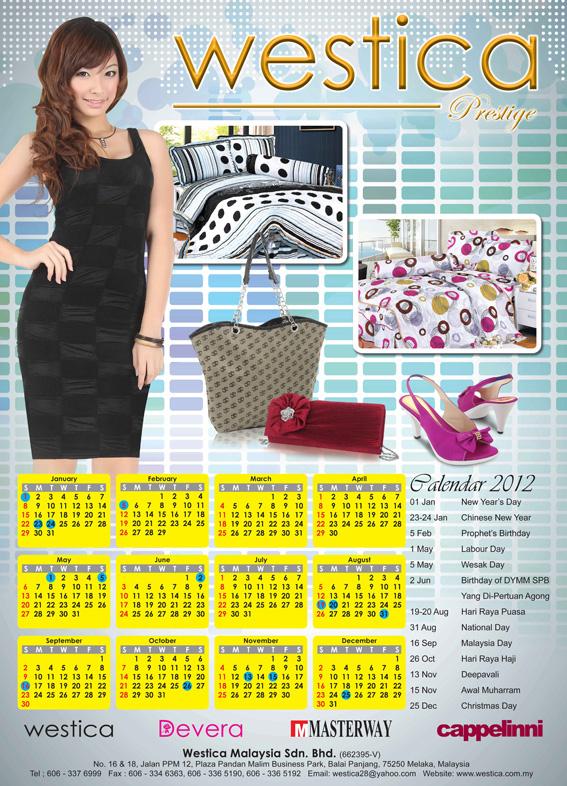Calendar Typography Life : Creative life calendar design westica