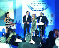 Empire Garage, Award, FSB, London, 2015