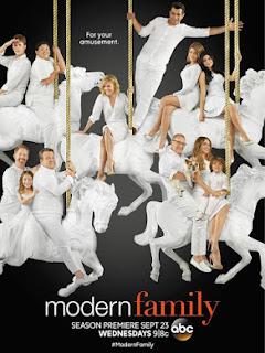 Modern Family 8X10