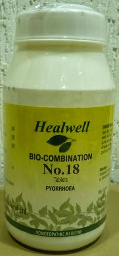 bio-combination no 18 pyorrhoea
