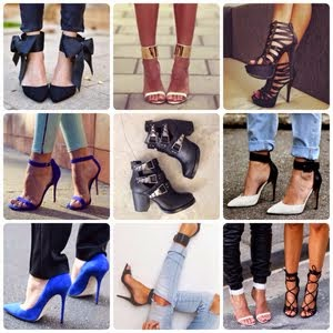 FIND THE LATEST SHOES TRENDS