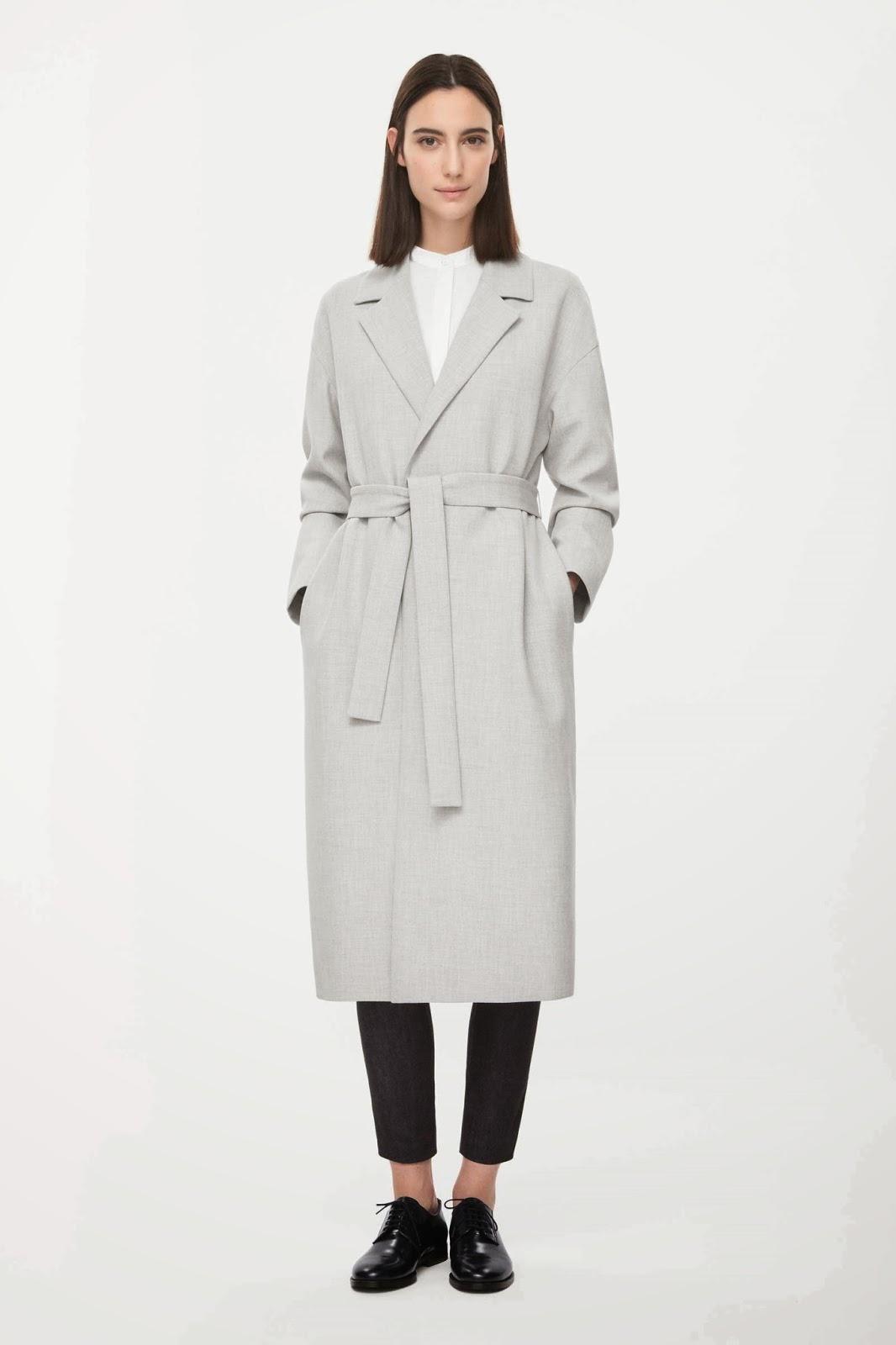 cos grey coat 2015,